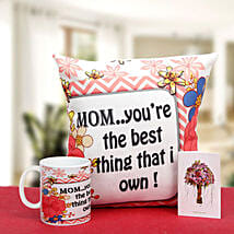 Munificent Mommy: Gifts to Moradabad