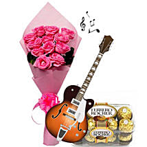 Musical Pink Note: Experiential Gifts