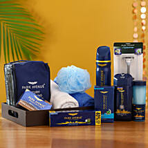 Fathers Day Gift Hamper Of Essentials