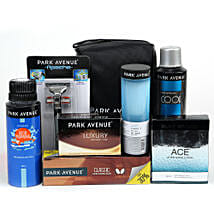 Park Avenue Hamper: Gifts to Bihar Sharif