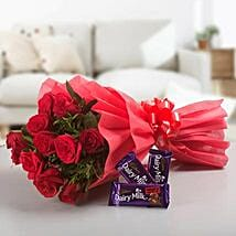 Passionated For Love: Flowers and Chocolates for Christmas