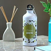 Personalised Hidden Panda Steel Bottle: Customized Gifts for Her