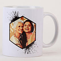 Personalised Picture Mug For Mom: Mothers Day Personalised Mugs