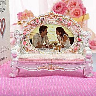 Personalised Sofa Photo Frame: Personalised Photo Frames