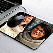 Personalize Photo Mouse Pad: Friendship Day Gifts Patna