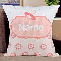 Personalized Angelic Happiness: Personalised Cushions