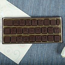 Personalized Birthday Chocolates: Personalised Gifts Sikar