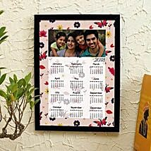 Personalized Calendar Frame: Personalised Gifts Sikar