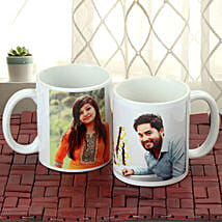 Personalized Coffee Break: Valentine Custom Gifts for Boyfriend