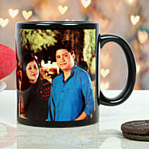 Personalized Couple Mug: Gift Delivery in Una