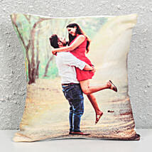 Personalized Cushion Gift: Send Gifts to Talcher