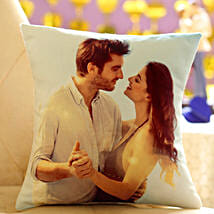 Personalized Cushion Gift: Valentine Gifts for Girlfriend