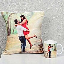 Personalized Cushion with Me: Personalised Mugs for Her