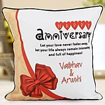 Personalized Falling In Love: Cushions