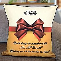 Personalized Hopes Of Tomorrow: Personalised Cushions