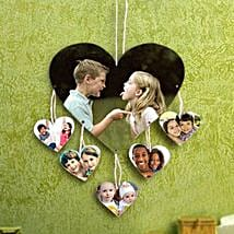 Personalized Love On Wall: Send Personalised Gifts to Rampur
