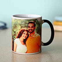 Personalized Magic Mug: Flower Delivery in Uttarkashi