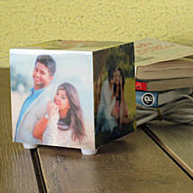 Personalized Memories Lamp: Romantic Personalised Gifts