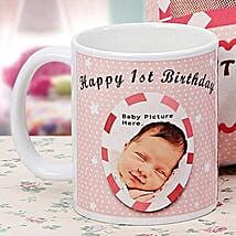 Personalized Memories Mug: Personalised Mugs for Kids