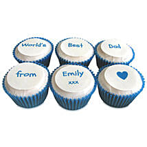 Personalized Message Cupcakes: Send Personalised Gifts to Bhatpara