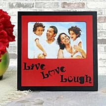 Personalized Precious Memories Frame: Send Personalised Photo Frames for Anniversary