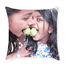 Personalized Print Cushion: Send Gifts to Jhansi