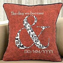 Personalized Reviving Memories: Personalised Cushions