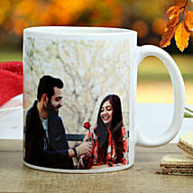 Personalized Special Couple Mug: Send Valentine Gifts to Ulhasnagar