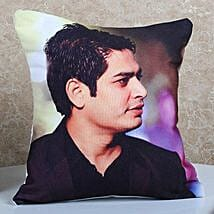 Personalized Suave Cushion: Karwa Chauth Gifts for Husband