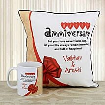 Personalized Whispering Love: Cushions