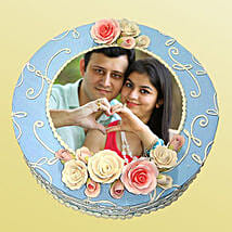 Photo Cake: Send Anniversary Cakes to Mumbai