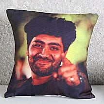 Photo Cushion Personalized: Personalised Gifts Muktsar
