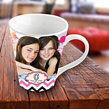 Picture Perfect Personalized Mug: Send Personalised Gifts to Bokaro