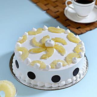 Pineapple Relish Cake: Pineapple Cakes Delhi