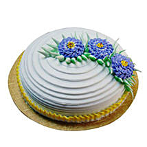 Pineapple Swirl Cake Half kg Parent: Cake Delivery in East Sikkim