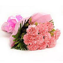 Pink Combination: Mothers Day Gifts Gorakhpur