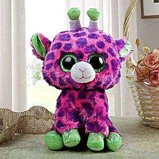 Pink Giraffe: Send Soft Toys for Kids