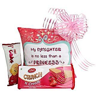 Pink Hamper: Send Birthday Gift Hampers