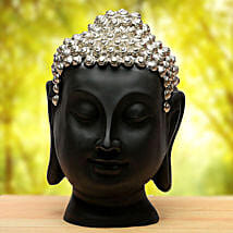 Pious Buddha Idol: Send Handicraft Gifts for Him
