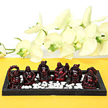 Platter Full Buddhas: Handicrafts for Him