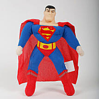 Powerful Superman Soft Toy: