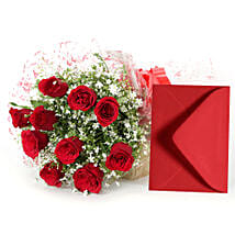 Precious Moment: Send Flowers to Haveri