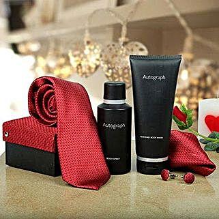 Premium Gift Hamper for Men: Valentines Day Gift Hampers