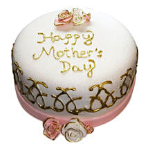 Princely Love Mom Cake: Mothers Day Cakes Hyderabad