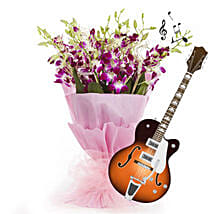 Purple Orchid Melodies: Experiential Gifts