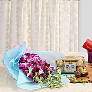Radiance Of Romance: Ferrero Rocher Chocolates