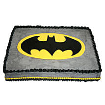Rectangle Batman Cake: Cake Delivery in Tanur
