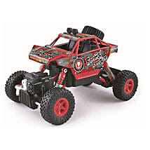 Red Rock Crawler: Son