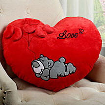 Red Small Soft Heart: Heart Shaped Gifts for Valentines Day