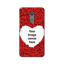 Redmi Note 4 Customised Hearty Mobile Case: Mothers Day Personalised Accessories